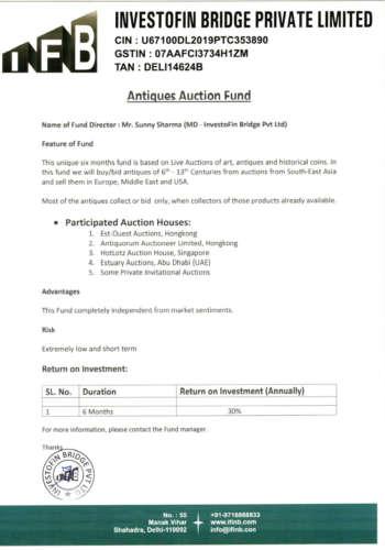 Antiques-Auction-Fund